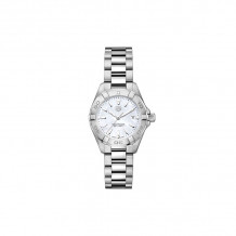 TAG Heuer Aquaracer Quartz Steel 27mm Women's Watch - WBD1411.BA0741