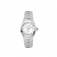 TAG Heuer Link Quartz Steel 32mm Women's Watch - WBC1312.BA0600