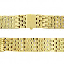 MICHELE Deco Yellow Gold Bracelet - MS18AU246710