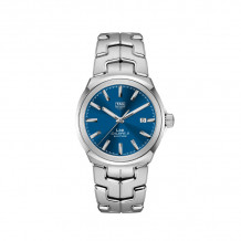 TAG Heuer Link Calibre 5 Automatic Steel 41mm Watch - WBC2112.BA0603