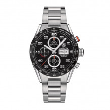 TAG Heuer Carrera Calibre 16 Automatic Steel Watch - CV2A1R.BA0799