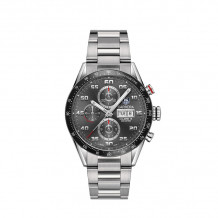 TAG Heuer Carrera Calibre 16 Automatic Steel Watch - CV2A1U.BA0738