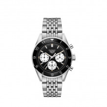 TAG Heuer Autavia Calibre Heuer 02 Automatic Steel 42mm Watch - CBE2110.BA0687