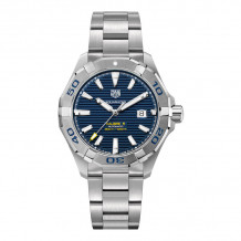 TAG Heuer Aquaracer Calibre 5 Automatic Steel Watch - WAY2012.BA0927