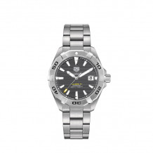 TAG Heuer Aquaracer Calibre 5 Automatic Steel 41mm Watch - WBD2113.BA0928