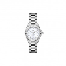 TAG Heuer Aquaracer Quartz Steel 27mm Women's Watch - WBD1414.BA0741