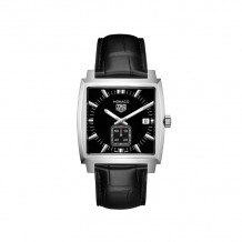 TAG Heuer Monaco Quartz Steel 37mm Watch - WAW131A.FC6177