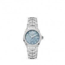 TAG Heuer Link Quartz Steel 32mm Women's Watch - WBC1319.BA0600