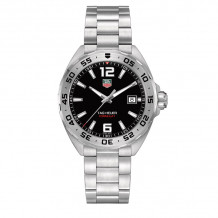 TAG Heuer Formula 1 Quartz Steel 41mm Watch - WAZ1112.BA0875