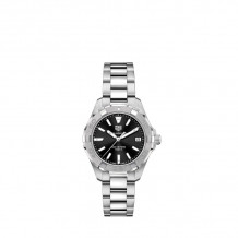 TAG Heuer Aquaracer Quartz Steel 32mm Women's Watch - WBD1310.BA0740