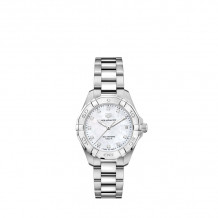 TAG Heuer Aquaracer Quartz Steel 32mm Women's Watch - WBD1314.BA0740